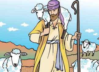 Missa com com crianças O filho pródigo