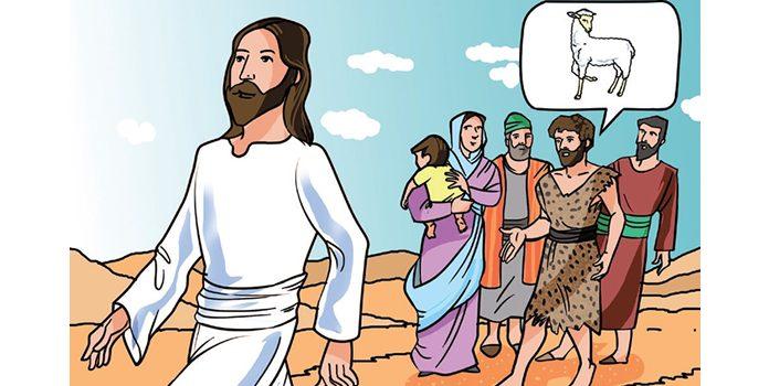 Missa com crianças Cordeiro de Deus